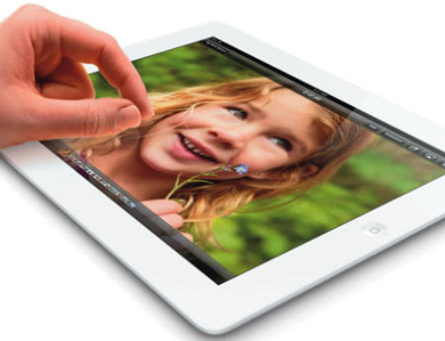 iPad's tablet market share down 8% since last year