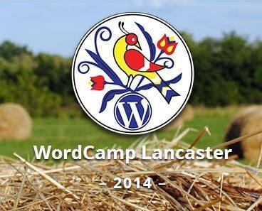 Lancaster WordCamp logo