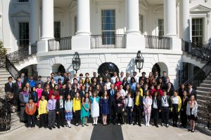 White House Science Fair, Christopher Columbus Foundation
