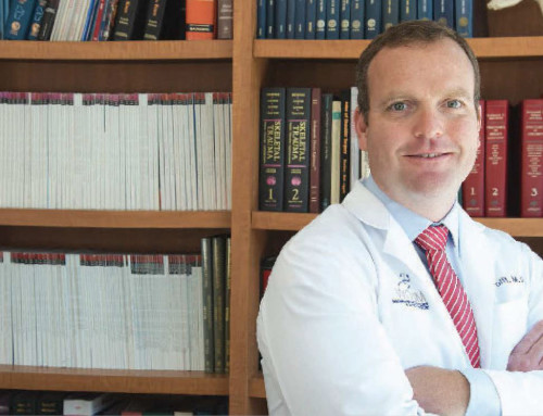Andrew Wolff, MD, Case Study