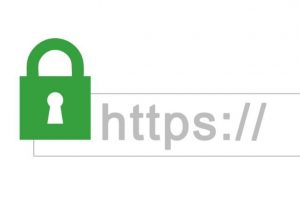 https: Green Padlock in browser address window
