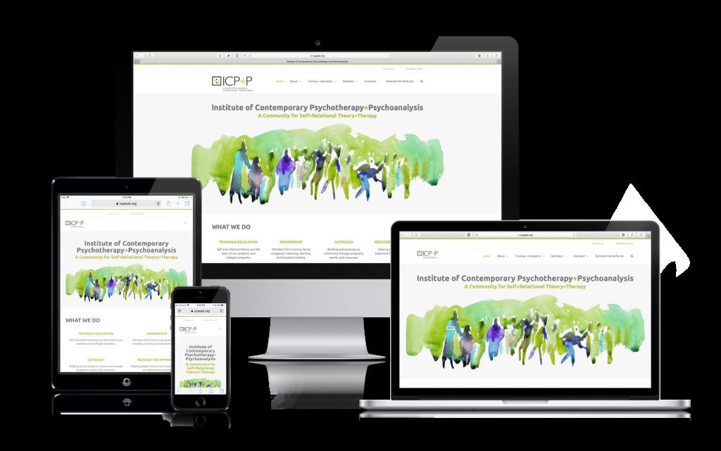 Buzzquake Marketing - ICP+P Responsive Website